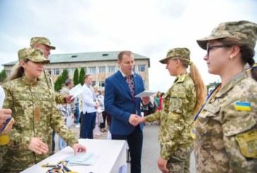 Курсанти Тернопільського коледжу з посиленою військовою та фізичною підготовкою отримали дипломи (ФОТО)