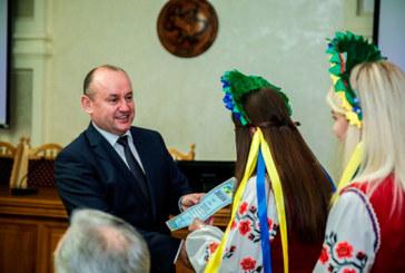 У ТНЕУ відзначили переможців творчого звіту «Україна понад усе» (ФОТО)