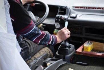 Водій рейсового автобуса на Прикарпатті висадив пасажирів з транспорту після зауваження про російськомовну музику