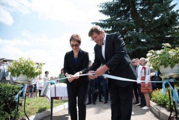 На Тернопільщині відкрили першу в Україні сільську шкільну обсерваторію