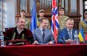 Проект «Україна-Норвегія», що діє у ТНЕУ, фахово підтримує військовослужбовців та членів їхніх сімей (ФОТОРЕПОРТАЖ)