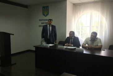 У Чортківській місцевій прокуратурі – новий керівник (ФОТО)