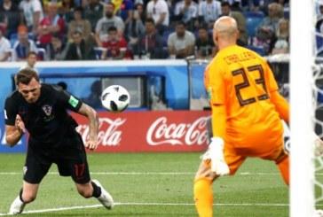 Хорватія розгромила Аргентину на Чемпіонаті світу