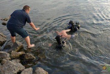 У Тернополі втопився чоловік (ФОТО)