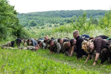 Долина Змій на Тернопільщині наповнилася таборовим життям «Лисоні» (ФОТО)
