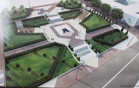 У Кременці хочуть реконструювати Ринкову площу й повернути середмістю його початкове історичне та суспільне значення (ФОТО)