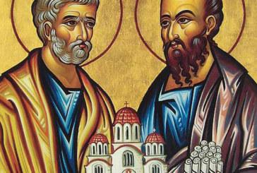 Благовісники і послідовники Христа: сьогодні свято первоверховних великих апостолів Христових Петра і Павла