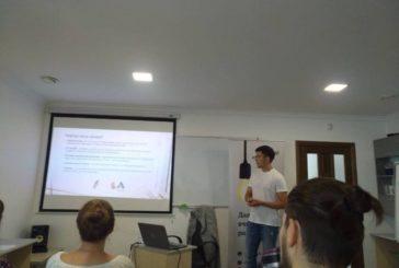 Студенти-маркетологи ТНЕУ відвідали майстер-клас: «Налаштування контекстної реклами в Google» (ФОТО)