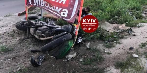 У Києві хлопець намагався втопитися через смерть друга у ДТП (ФОТО)