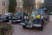 У Кременці в неділю – виставка ретро-автомоблів (ФОТО)