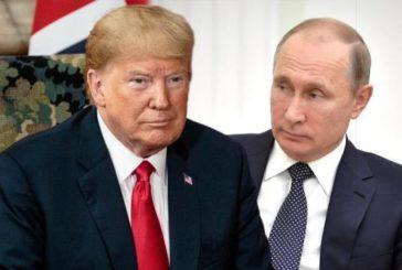 Конгрес США вимагає доступу до розмов Трампа з Путіним