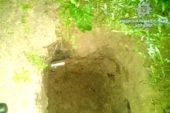 У Рівному затримали чоловіка, який розкопував єврейські могили (ФОТО)