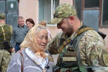 У зону проведення операції Об'єднаних сил вирушили правоохоронці Тернопільщини (ФОТО, ВІДЕО)