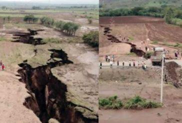 На Землі почав формуватися новий континент: в Африці з'явилася гігантська тріщина (ФОТО)