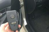 «Євробляхер» у Тернополі незаконно використовував спецсигнали (ФОТО, ВІДЕО)