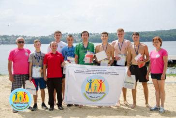 У Тернополі провели турнір з пляжного волейболу (ФОТО)