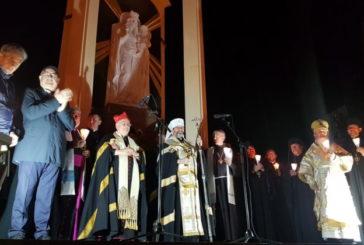 Десятки тисяч вірян підносять молитву до Матері Божої на прощі у Зарваниці (ФОТОРЕПОРТАЖ)