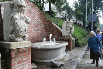 У Львові запустили фонтан, який не працював майже 70 років. Фото дня