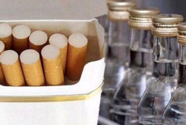 Нюанси ввезення та вивезення громадянами алкоголю і цигарок