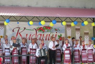 У селі на Збаражчині втретє провели Всеукраїнський фестиваль-конкурс мистецтв «Киданецький піснецвіт» (ФОТОРЕПОРТАЖ)