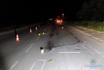 Знайшли водія який на смерть збив чоловіка у Кременці (ФОТО)