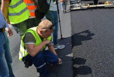 До якості ремонту автотраси Тернопіль-Львів – підвищена увага (ФОТО)