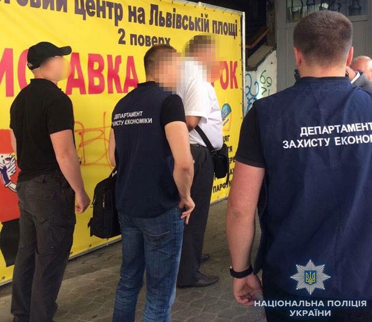 У Києві за хабар затримали керівника департаментуДержавної фіскальної служби України (ФОТО)