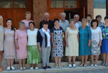 Випускники колишнього Кременецького педагогічного училища зустрілися через 40 літ (ФОТО)