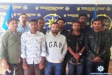 У Києві в приватних хостелах виявили 12 нелегалів з Бангладеш (ФОТО)