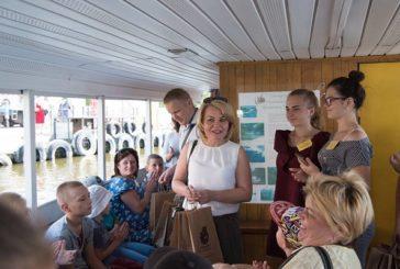 Діти учасників АТО з Херсонщини відпочивають на Тернопільщині (ФОТО)