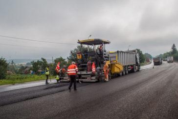 Уперше за 30 років капітально відремонтували дорогу Тернопіль-Підволочиськ (ФОТО)