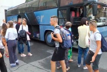 Діти учасників АТО з Тернопільщини відпочиватимуть у Литві (ВІДЕО)