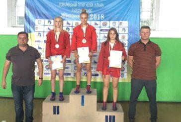 Студенти ТНЕУ – переможці Кубка України з боротьби самбо (ФОТО)
