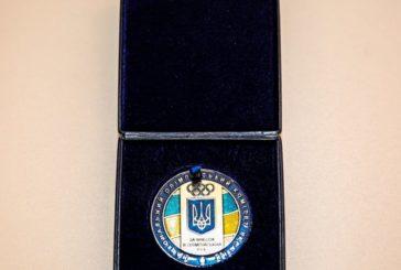 Президент НОК нагородив ТНЕУ за внесок у розвиток олімпійського руху (ФОТО)