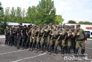 Тернопільські силовики тренувалися локалізовувати заворушення (ФОТО)