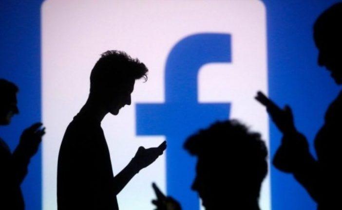Проблеми у роботі Facebook: мережа працює зі збоями