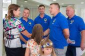 Військовослужбовці з Тернопільщини проходять реабілітацію у Хорватії (ФОТО)