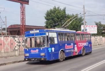 У Тернополі тролейбус №7 уже їздить до Центрального ринку