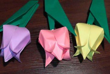 Маленьких тернополян запрошують на майстер-клас з виготовлення квітів із паперу до Дня міста