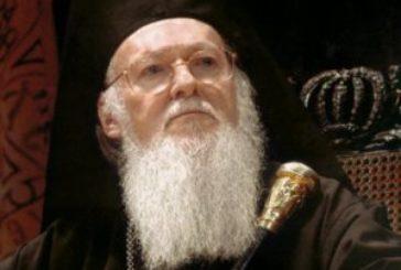 Помісна церква в Україні буде: Константинопольський Патріарх – московському Кирилу
