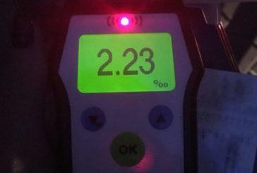 На Тернопільщині за минулі вихідні – 9 п'яних водіїв за кермом (ФОТО)