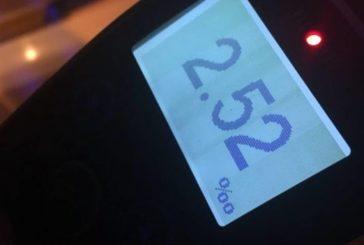 У водія-тернополянина зафіксували у 13 разів вищу норму алкоголю (ФОТО)
