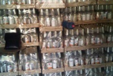 На Тернопільщині з незаконного обігу вилучено підакцизних товарів на суму понад 9 млн грн