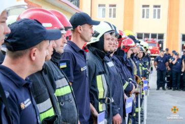 У Тернополі відбувся чемпіонат з пожежно-прикладного спорту – «Firefighter Combat Challenge» (ФОТОРЕПОРТАЖ)