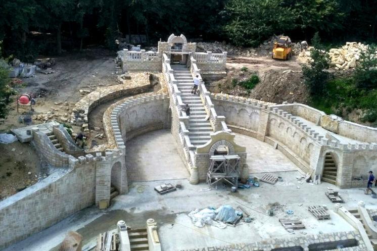 З'явилися фото як виглядатиме унікальний комплекс «Український Єрусалим» у Зарваниці
