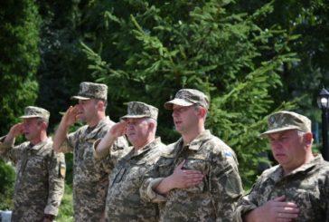 На Тернопільщині триває бойова підготовка військовозобов'язаних однієї зі стрілецьких рот (ФОТО)