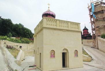 Копія гробниці, в якій поховали Христа, з'явилася на Тернопільщині (ФОТО)