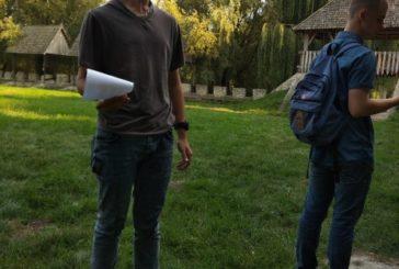 «Знайди мене в наступному столітті» – кінематографічний проект тернопільських школярів (ФОТО)