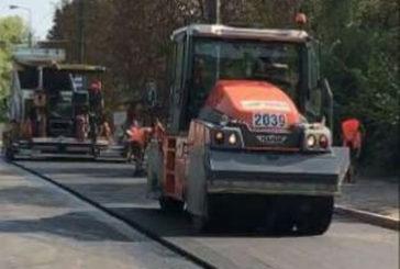 Вулиці Бережанська та Тролейбусна уже відкриті для проїзду транспорту