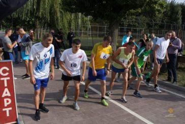 Тернопільські рятувальники вибороли 2 місце у чемпіонаті з легкоатлетичного кросу на першість «Динамо» (ФОТО)